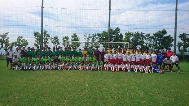 第38回八王子・静岡市親善サッカー大会開催