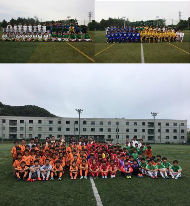 第38回八王子・静岡市親善サッカー大会が終了しました。