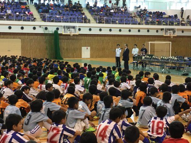 SUMMER JUNIOR CUP 2017が開催されました